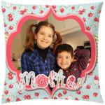 Cojín personalizado MotherUn cojín personalizado siempre gusta, y más cuando es especial del día de la madre.
